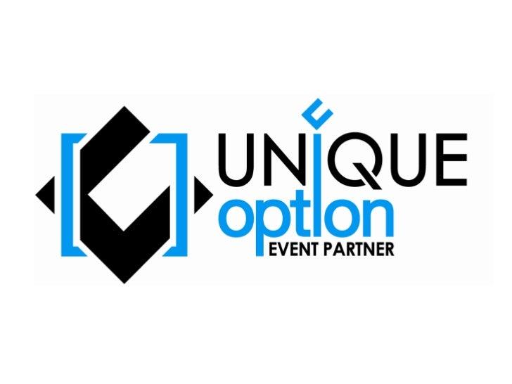Unique Option Event Images