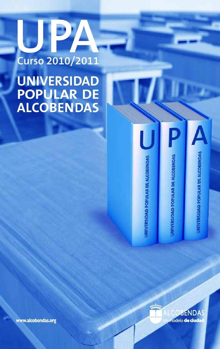 Universidad Popular de Alcobendas