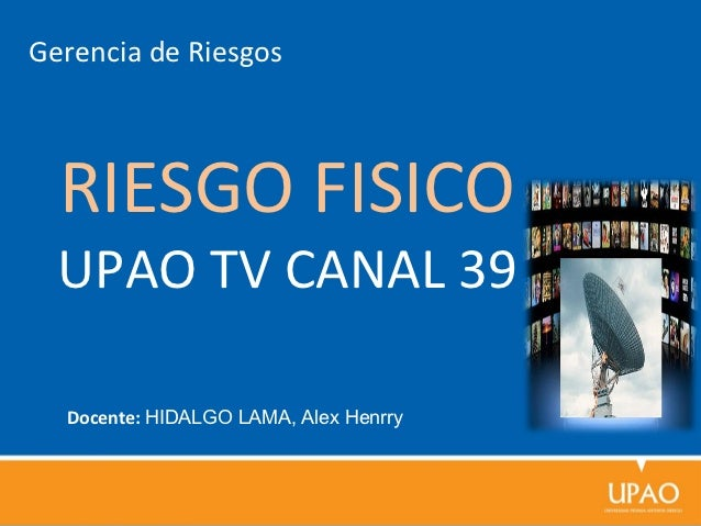 Upao tv canal 39