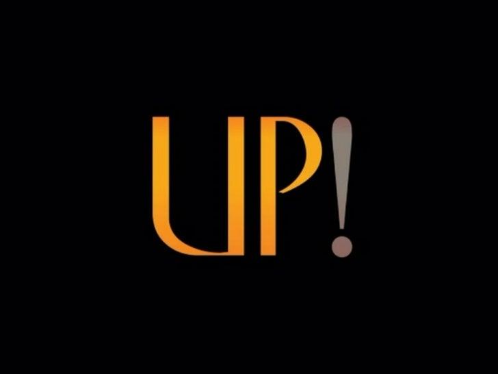 Up! apresentação facebook