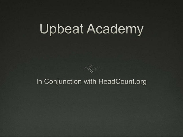 What we Do?  Educate Urban youth about hip-hop and beat production  Link students with local musicians who act as instru...