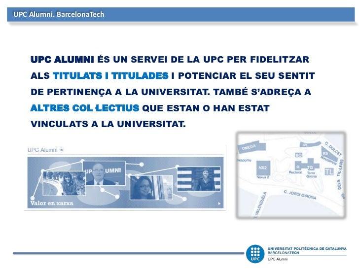 UPC alumni: Prepara't pel fòrum