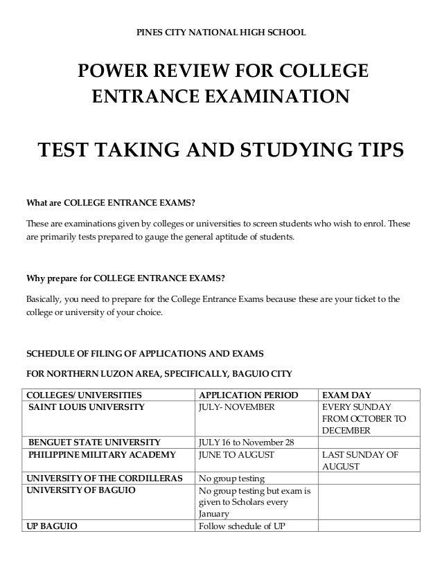 college entrance exam essay examples carpinteria rural friedrich