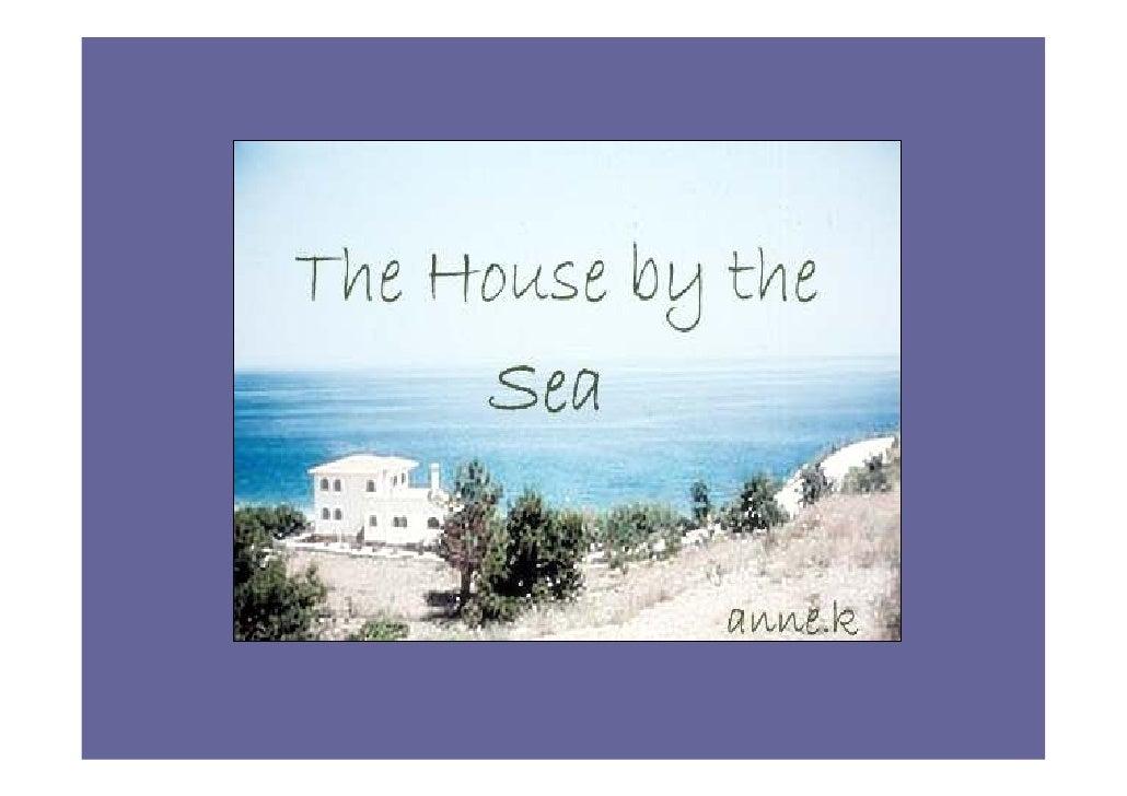 Inleiding  Lynn woont bij haar tante Dagmar in een huis aan zee. Toen ze nog heel jong was, een jaar of twee nog maar, is ...