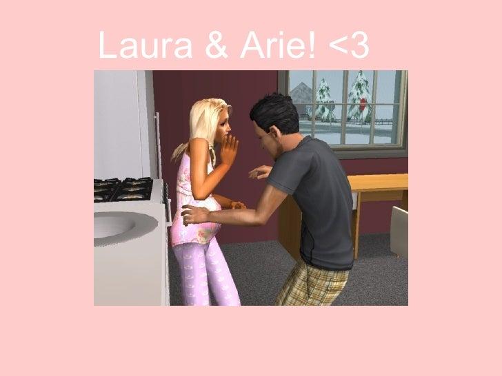 Laura & Arie! <3
