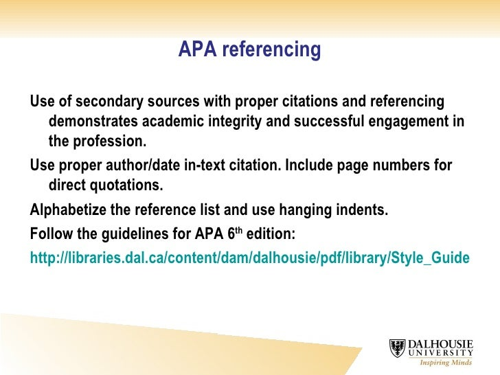 apa reference essays