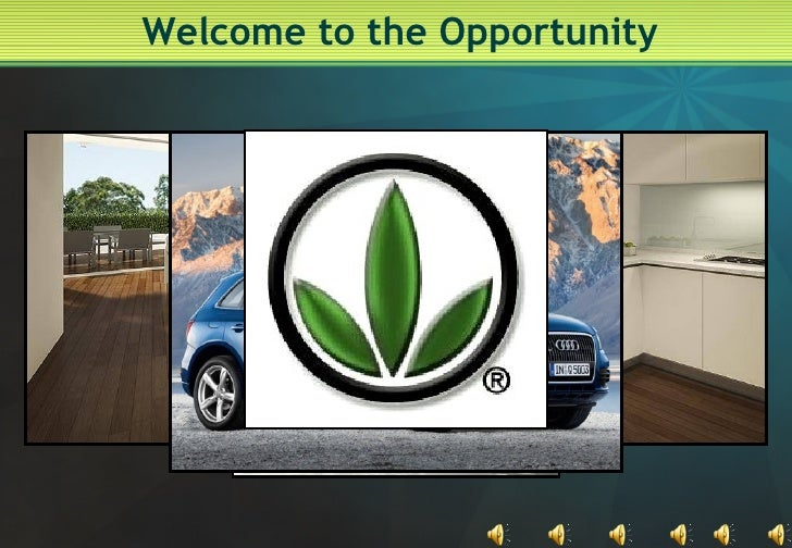 Welcome to the Opportunity