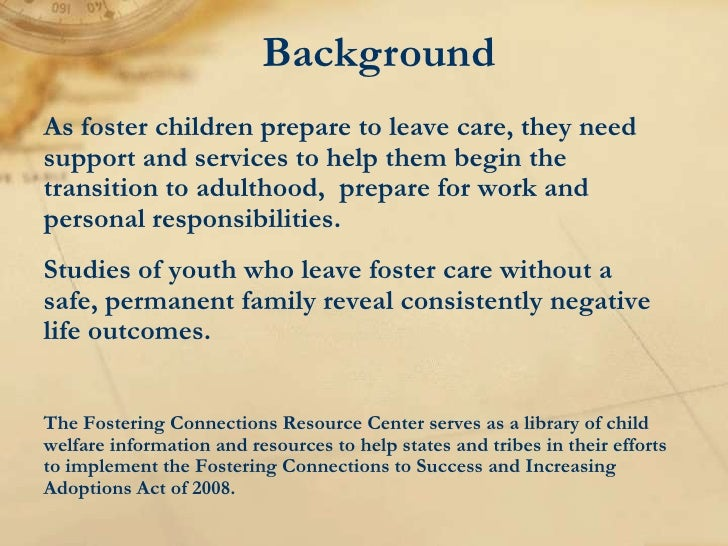 is foster care really better essay