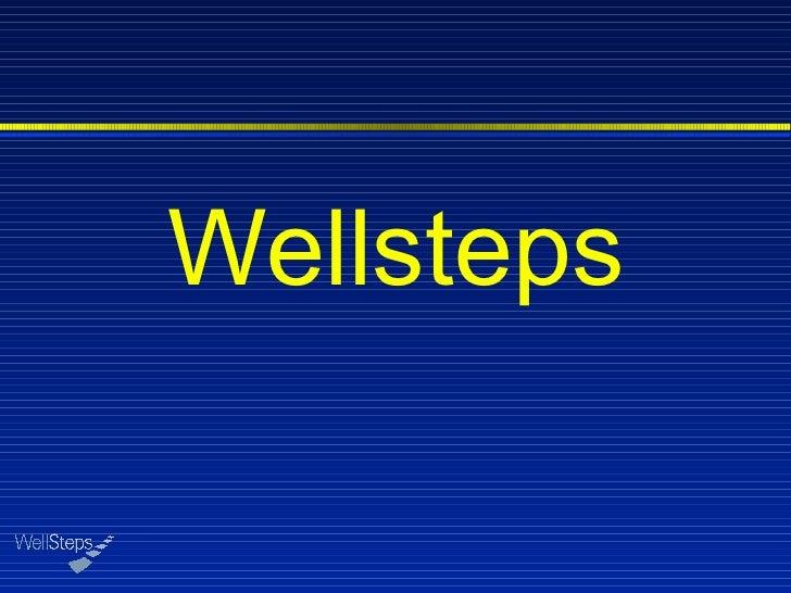 WellSteps Worksite Wellness Turnkey Solution