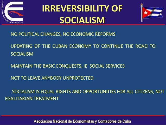 from economic devastation to the road of reform of cuba Cuba's stroll toward change: a view from it is time to exploit the opportunity offered by cuba's economic reforms and let get daily updates from brookings.