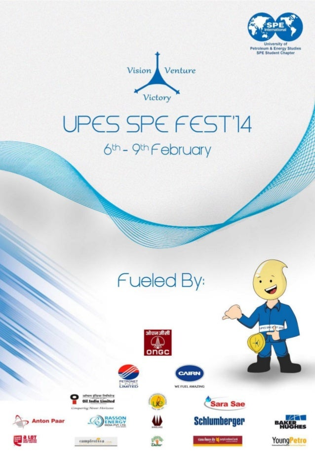 Upes SPE Fest'14 Overview