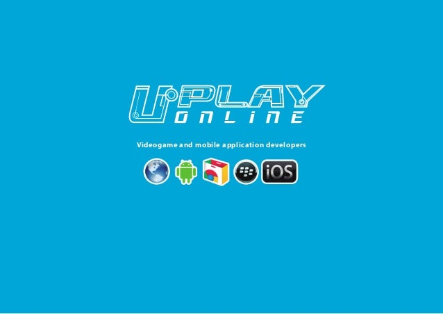 Videogame and mobile application developers