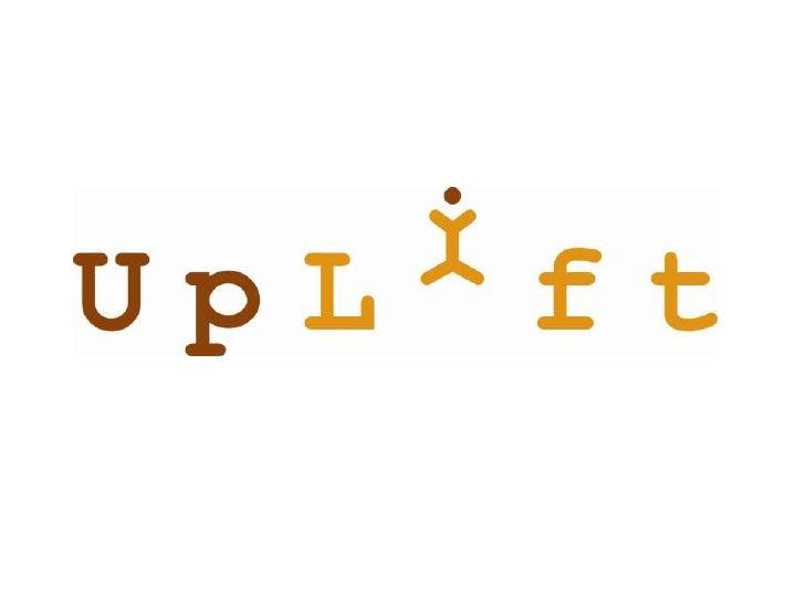 Colorado UpLift Program Basics