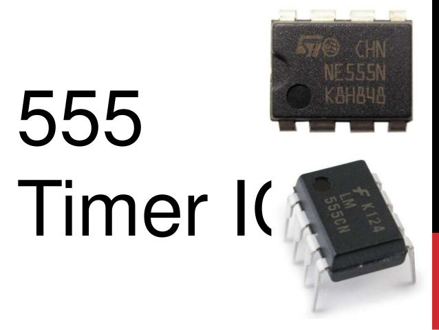 555Timer IC