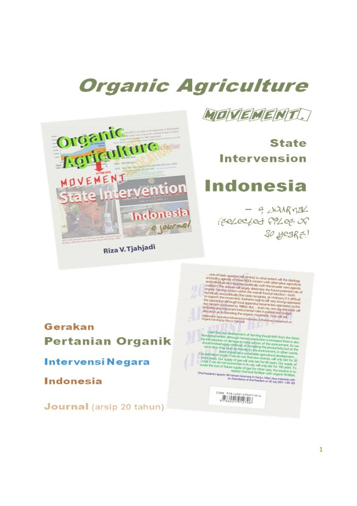 Upload advertorial organic agriculture movement isbn 978 602-19127-0-6-