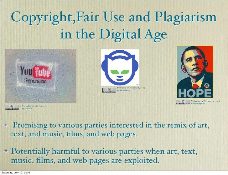 Lesley U. Copyright & Digital Cit. Presentation