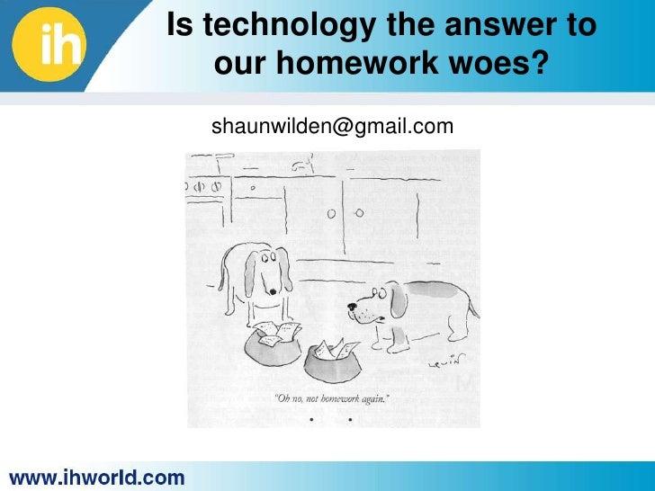 Homework Talk - Milan 09/10