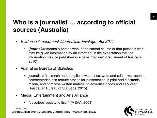I want to be a journalist, are these qualifications okay?