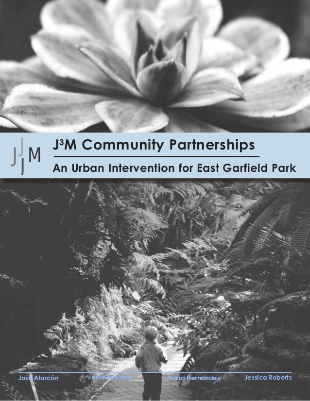 An Urban Intervention for East Garfield Park (UPP 460 Spring 2011)