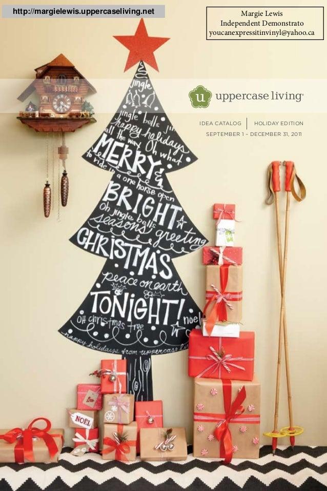 Uppercase living-2011-holiday-mini-catalog margie lewis