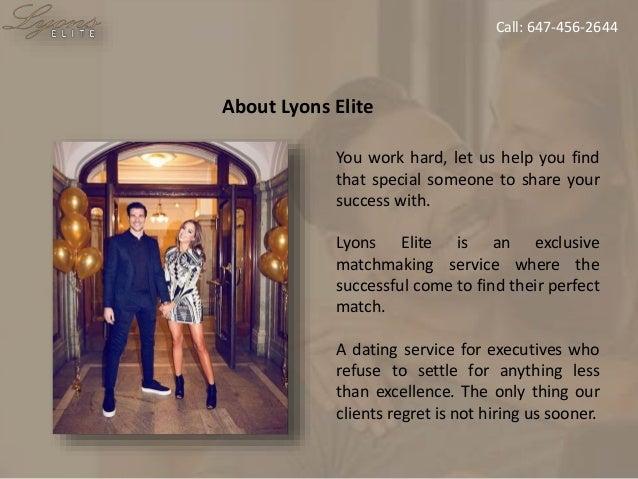 Elite international dating agency online