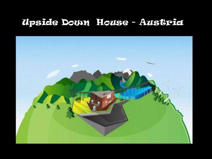 Upside Down House - AustriaUpside Down House - Austria