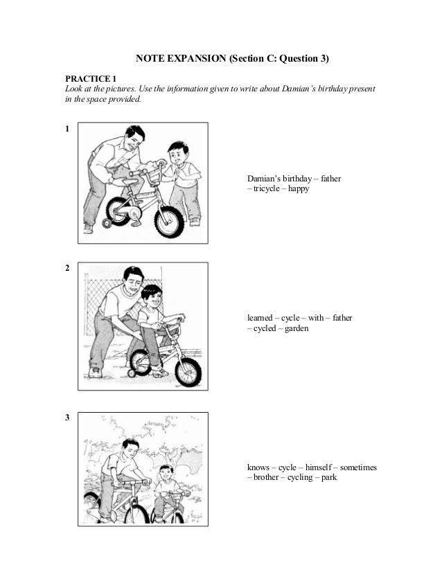 Section A English Upsr Paper 2 Sjkc Slideserve