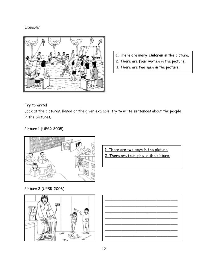 essay writing for upsr Writing tips for upsr paper 2 a simple guide to help prepare weak or remedial pupils for sentence constructions.