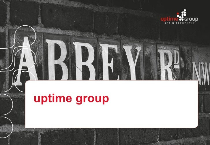 Uptime Group 2009