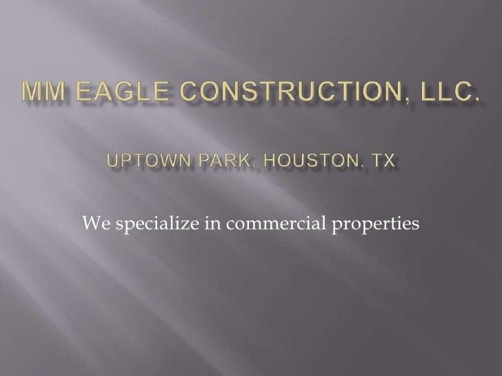Uptown Park, Houston, Tx