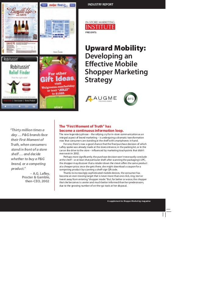 Upward Mobility Whitepaper