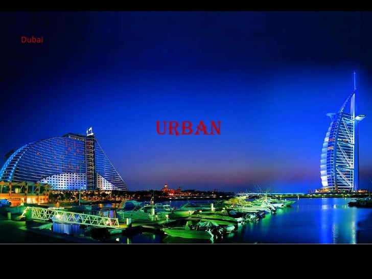 Dubai        urban