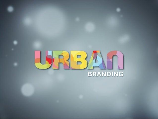Urban Art branding