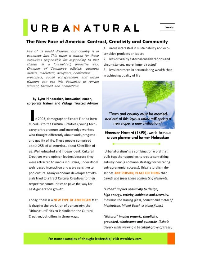 Urbanatural white paper 11 revised