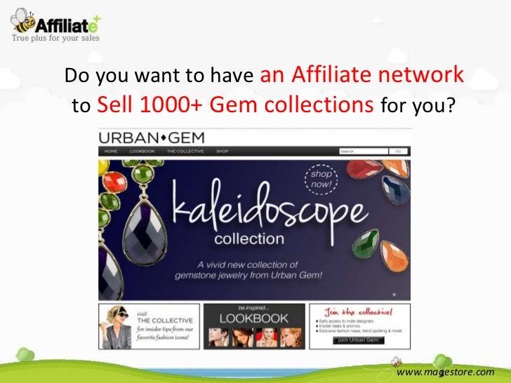 Urbangem.com affiliate+