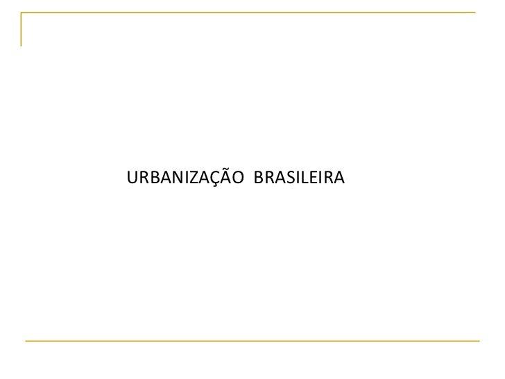Urbanizaçao[1]