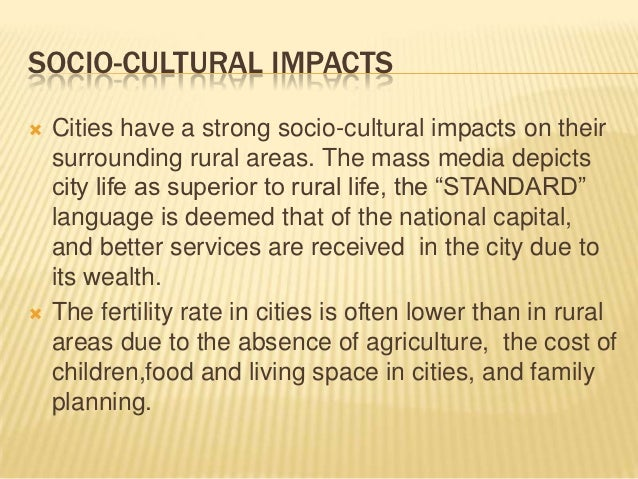 cultural impacts essay Here you can learn how to write an essay paper on literature and it's effect the shaping of the nation's culture and an enormous impact on.