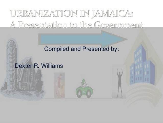 Compiled and Presented by: Dexter R. Williams