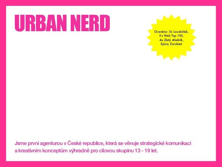 Urban Nerd UK Teaser