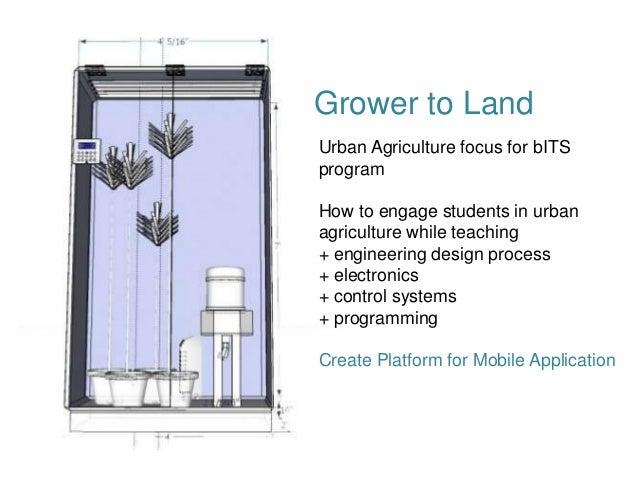 Urban Smart Farming