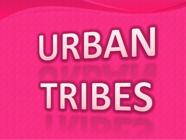 Urban Tribes by Constanza