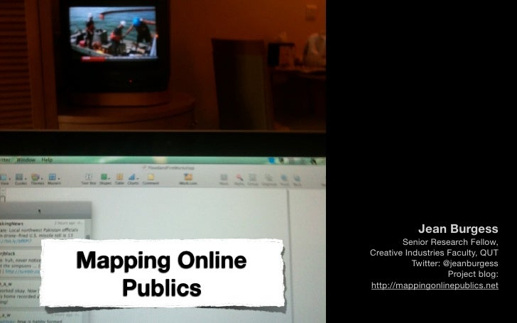Mapping Online Publics