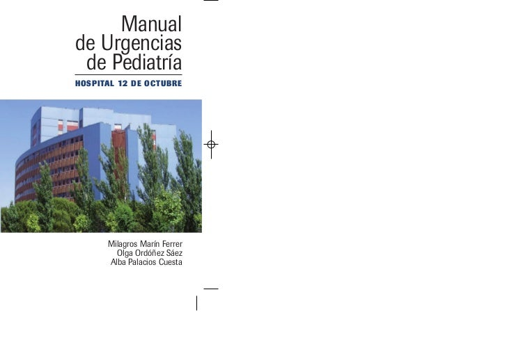 Urgències en pediatria