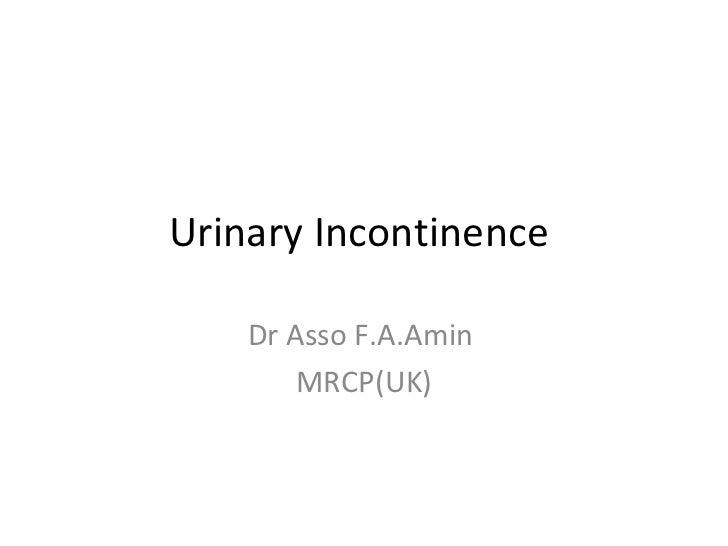Medicine 5th year, 6th lecture (Dr. Asso Fariadoon Ali Amin)