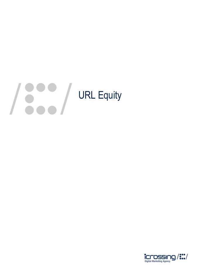 Maintaining SEO Equity through URLs in a Website Redesign, by Rob Garner of iCrossing