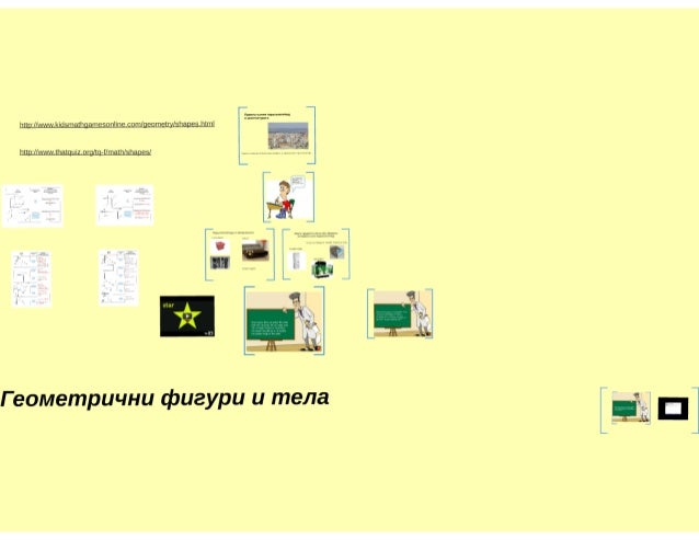 Geometric shapes and Solids - CLIL lesson in Maths integrated with English (5th grade)