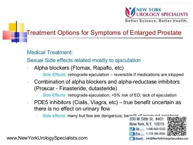 Viagra for enlarged prostate