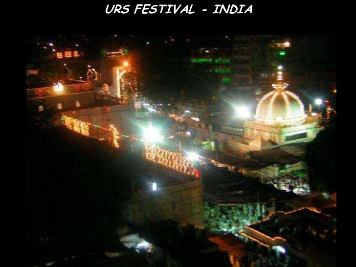 Urs festival india