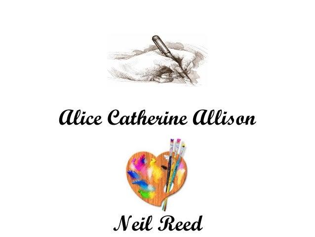 Alice Catherine Allison Neil Reed