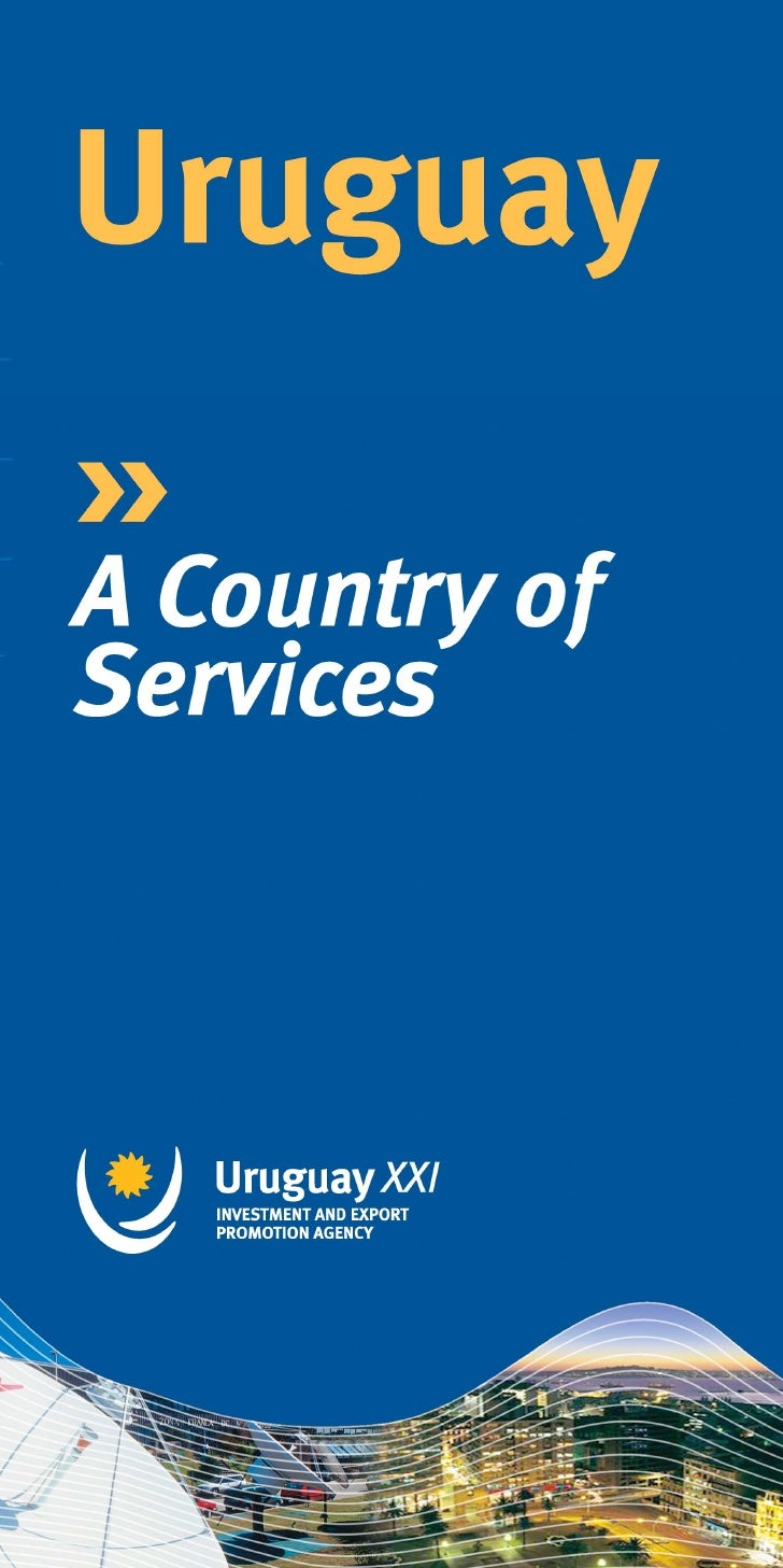 Uruguay a-country-of-services